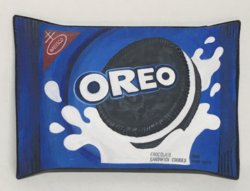 OREO COOKIE PACKAGE by Heidi Wolfe