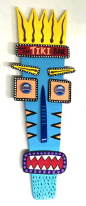 VOODOO TIKI BAR - Wall Hanger by Roxane J