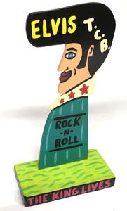 Elvis Presley StandUp by Roxane J