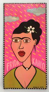 FRIDA KAHLO PORTRAIT by Roxane J