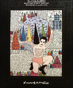 To the OLEMPICS (sic) OLYMPICS art print by Howard Finster