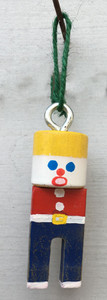 MR BILL - Oh No! - (TV Star) ORNAMENT - by Tony Dotson