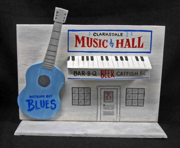 CLARKSVILLE MUSIC HALL - Was. $95 - Now $50