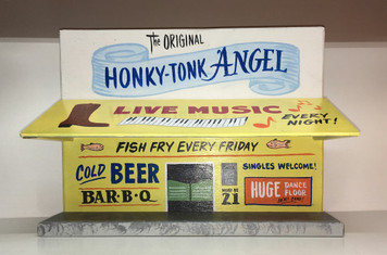 HONKY-TONK ANGEL - JUKE JOINT