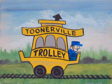 Toonerville Trolley (train)