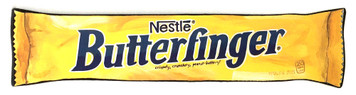 BUTTERFINGER CANDY BAR - By Heidi Wolfe