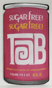 TAB - Suger Free. CAN by Heidi Wolfe