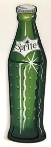 SPRITE SODA BOTTLE by Heidi Wolfe
