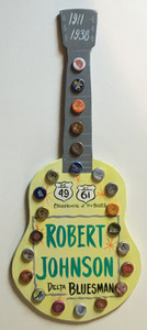 ROBERT JOHNSON -GUITAR - RT 49-RT 61