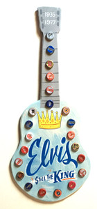 ELVIS - STILL THE KING - WALL HANGER