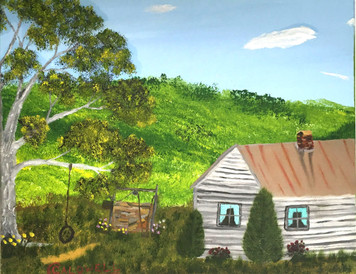 OLD HOME PLACE - by Chris Caldwell