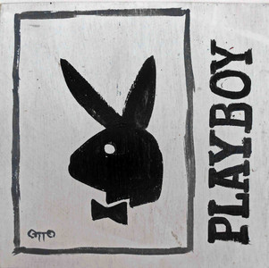 Playboy Logo by Otto - Was $25 - Now $15