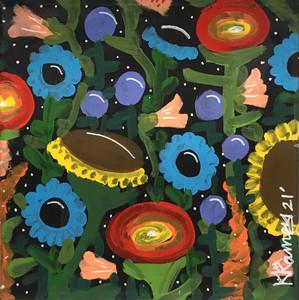 HOWARD'S NIGHT FLOWERS by Kip Ramey