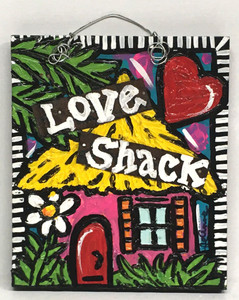 LIL' LOVE SHACK by LeAnne Smith