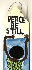 PEACE BE STILL -C- By Mary Proctor