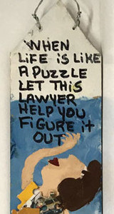 LIFE is a PUZZLE - PC - By Mary Proctor
