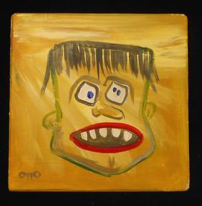 RAW ART # 924   by otto schneider
