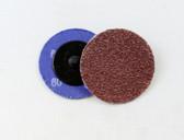 "2"" x 50 Grit Roloc Sanding Disc A/O"