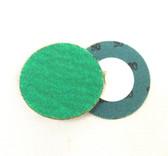 """2"""" x 50 Grit Roloc Sanding Disc Green Zirc USA"""
