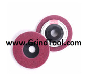 "4-1/2"" x 7/8"" x Maroon (Fine) Surface Prep Disc"