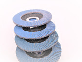 Cut-Off & Flap Disc Combo 4.5 Inch 10Pack