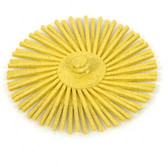 "3"" x 80 Grit (yellow) 3M Radial Bristle Wheel"