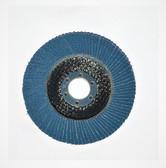 """4.5"""" x 120 Grit x 7/8"""" Flap Disc T27"""