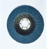 """4.5"""" x 60 Grit x 7/8"""" Flap Disc T27"""
