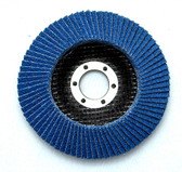 "5"" x 80 Grit x 7/8"" Flap Disc Type 29"