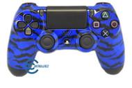 Blue Tiger PS4 Controller | Ps4