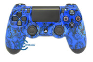 Blue Zombie PS4 Controller | Ps4