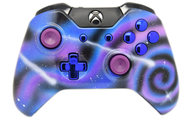 Galaxy Themed Xbox One Controller | Xbox One