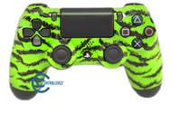 Green Tiger PS4 Controller | Ps4