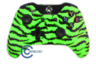 Green Tiger Xbox One Controller | Xbox One