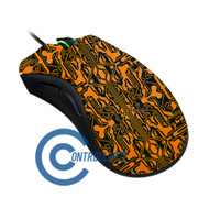 Orange Circuit Razer DeathAdder | Razer DeathAdder