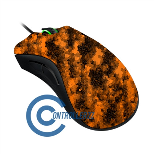 Orange Hex Razer DeathAdder | Razer DeathAdder