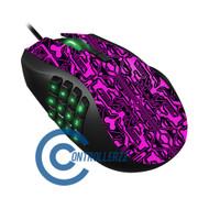 Pink Circuit Razer Naga | Razer Naga