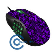 Purple Circuit Razer Naga | Razer Naga
