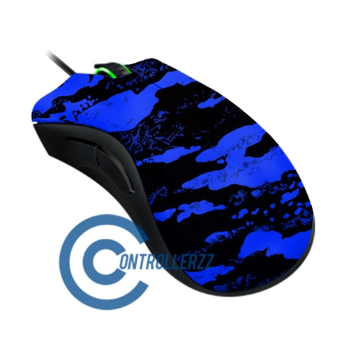 Blue Splatter Razer DeathAdder | Razer DeathAdder