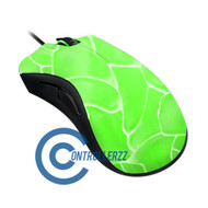Green Swirl Razer DeathAdder | Razer DeathAdder