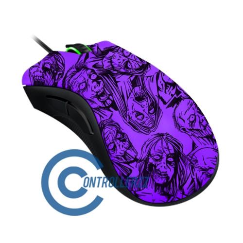 Purple Zombie Razer DeathAdder | Razer DeathAdder
