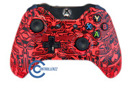 Red Circuit Board Xbox One Controller | Xbox One