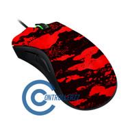 Red Splatter Razer DeathAdder | Razer DeathAdder