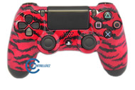 Red Tiger PS4 Controller | Ps4