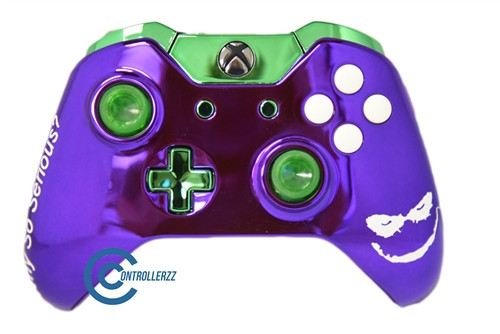 Joker Themed Xbox One Controller | Xbox One