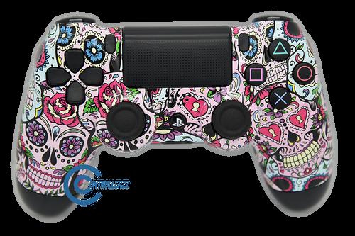 Sugar Skull PS4 Controller   PS4