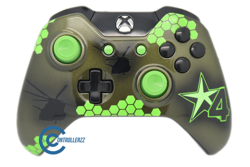 COD 4 Xbox One Controller | Xbox One