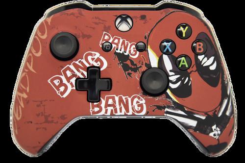 Deadpool Xbox One S Controller | Xbox One