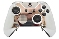 Silver Chrome Xbox One Elite Controller | Xbox One