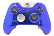 Blue Chrome Xbox One Elite Controller | Xbox One